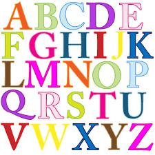 immagine alfabeto